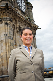 Balmoral-Edinburgh-staff-portrait-commercial-photography-rooftop-clocktower