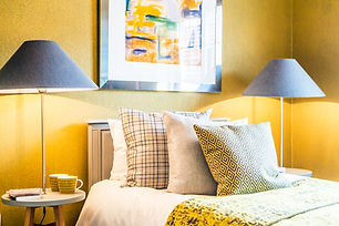 interior-lifestyle-photography-comfy-cushions-yellow-walls