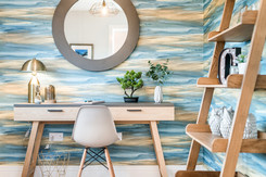 Cala-Homes-cool-study-beach-style-wooden-shelves-desk-showhome-photography