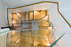timber-stair-glass-balustrade-interiors-photographer