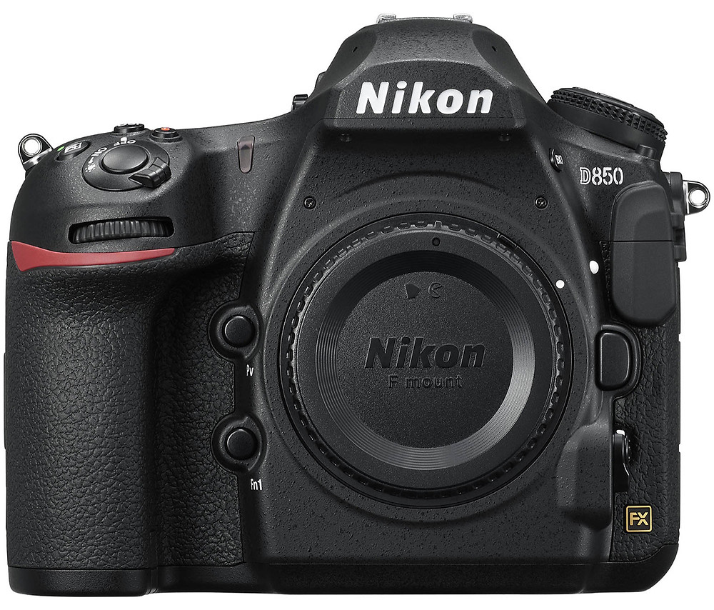 Camera body - Nikon D850 - architectural photography gear guide