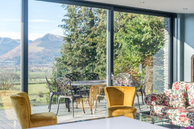 amazing window view lake district holiday let photography