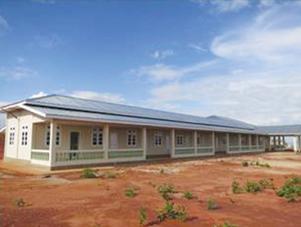 Government Housing & Office Buildings (Nansan)
