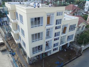 5&1/2 Storeyed Office (Kamayut)
