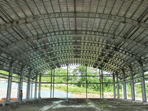 Indoor Stadium Project (Kyauk Phyu)