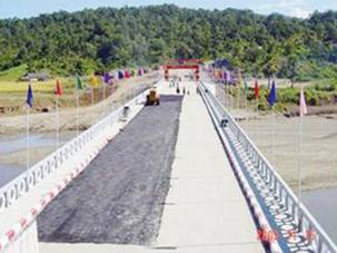 Concrete Bridge Construction (Mone Ywar)