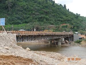 Pharhel Chaung Bridge (Shan State)