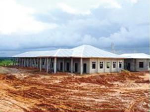 Staffs' Housing & Offices (Mon State)