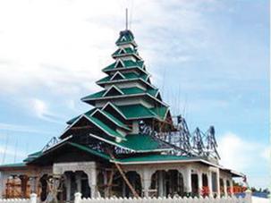 Shwe Dagon Pagoda Project (Nay Pyi Taw)
