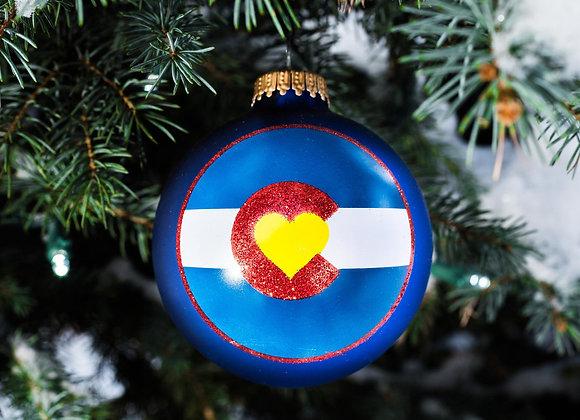 Colorado Strong Ornament