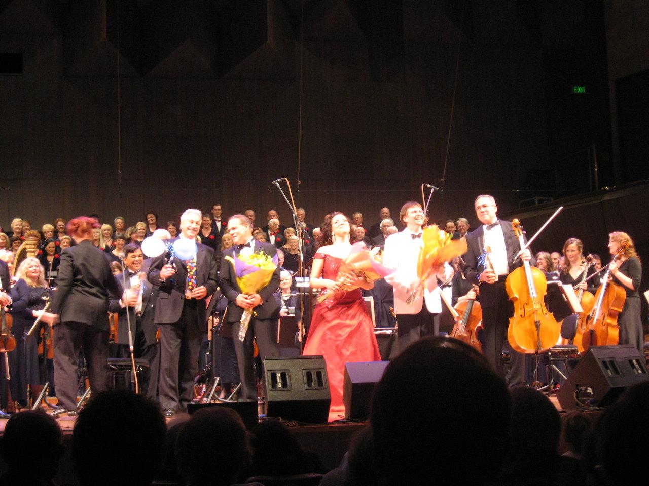 Bernstein&Friends @ Hamer Hall