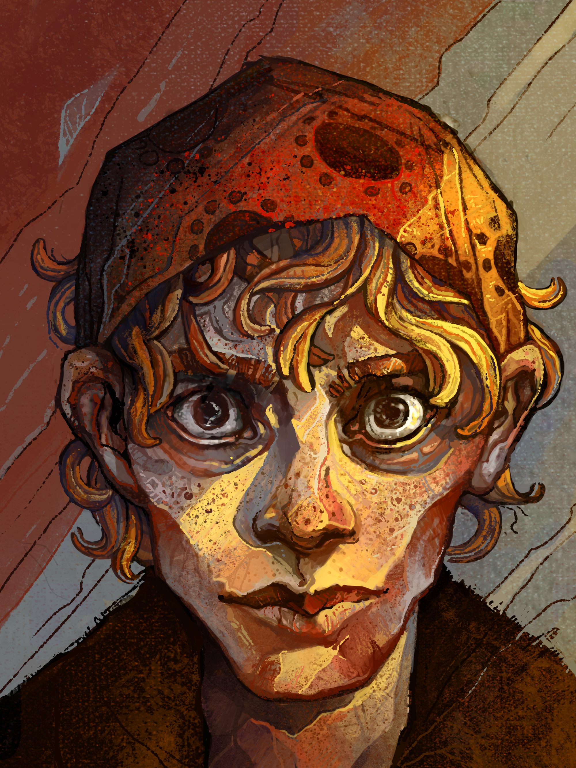 Jack - Face Portrait