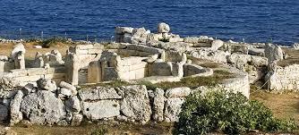 Malte - Hagar Qim Temples