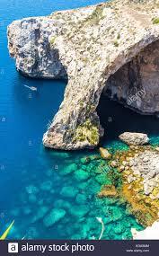 Malte - Grotte Bleue - Blue Grotto