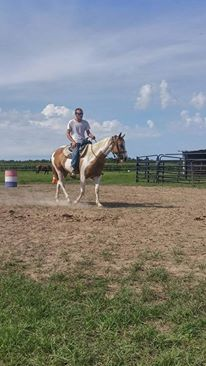 Riding!!