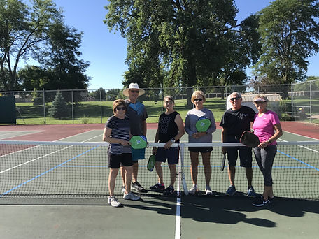 Pickleball 101 in South Sioux