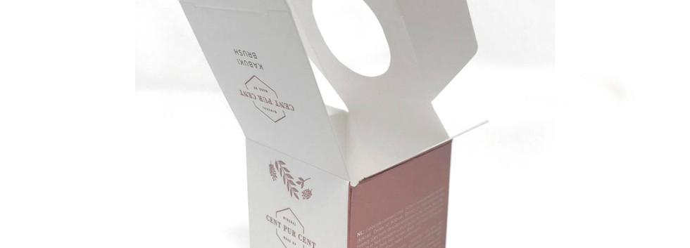 Individuālas formas kaste