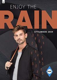 Lietussargi ar apdruku
