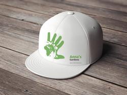 Cepure ar logo