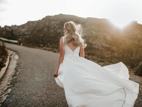 McGregor Mountain Wedding Highlights - Rihan + Kyla