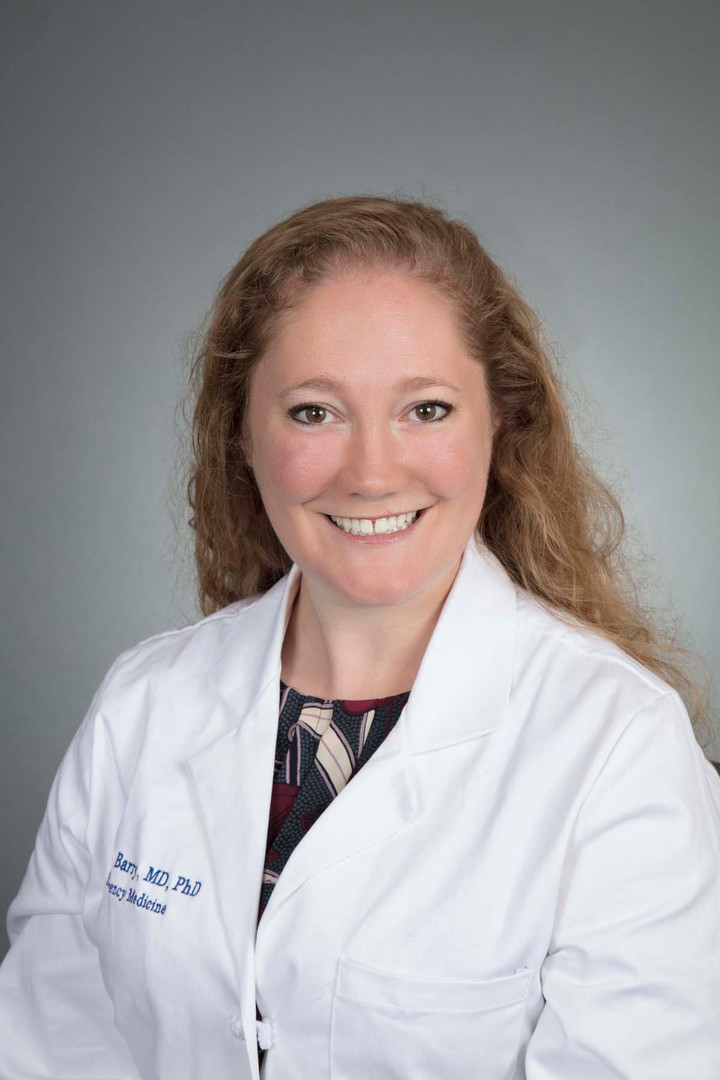 Meagan Barry, MD