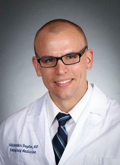 Alexander Dayton, MD