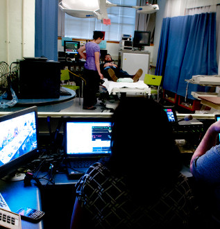 Rhode Island Hospital Simulation Center