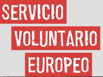 Iniciamos un nuevo Servicio Voluntario Europeo