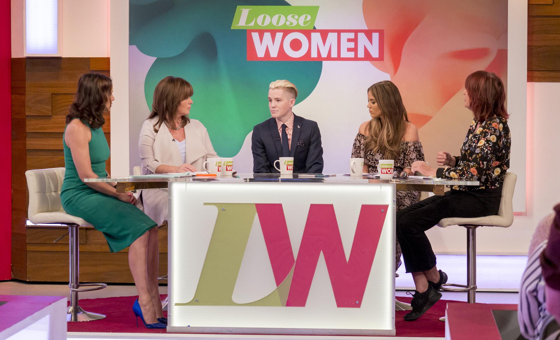 Loose Women 2016