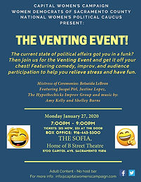The Venting Event!