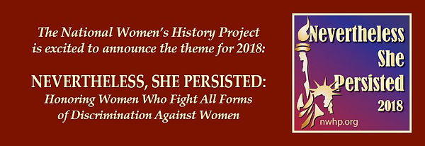 Please join us for our general membership meeting on Monday, March 19, 2018 from 6:00pm to 8:00pm  As part of Women's History Month, the evening's program will feature a panel of former local elected officials including Heather Fargo, Lauren Hammond, and Genevieve Shiroma.