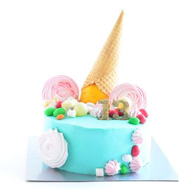 Детский торт №005