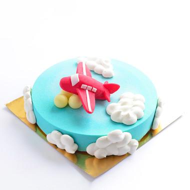 Детский торт №004