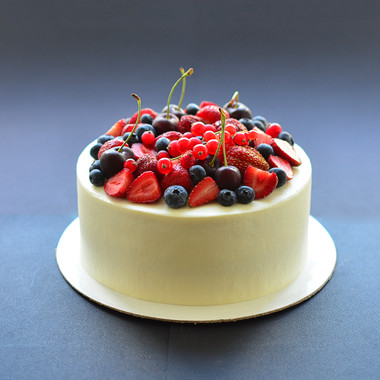 Бисквитный торт №002