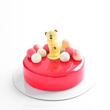 Детский торт №002