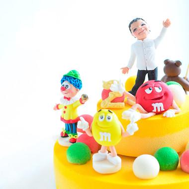 Детский торт №010