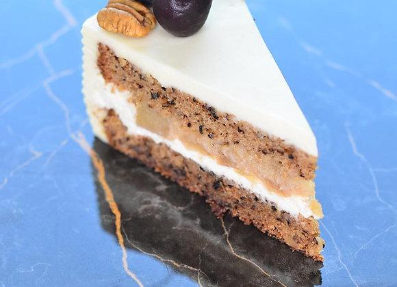 Торт Кленовый пекан (порция)