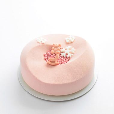 Детский торт №003