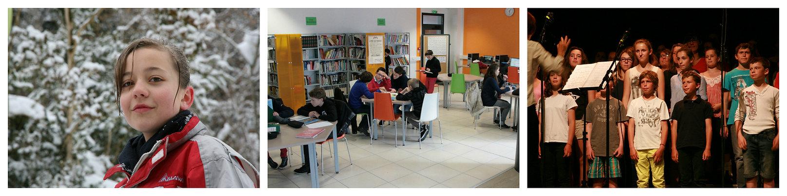 Collège Crozon
