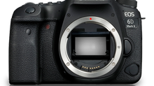 Take a first look at the Canon 6D Mark ii camera