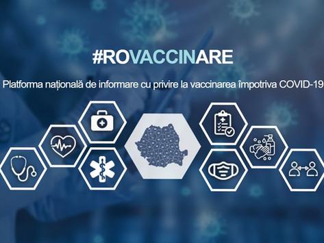 Platforma Națională de Informare cu privire la Vaccinarea împotriva COVID-19