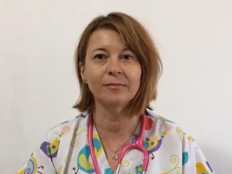 """Dr. Crenguța Lanbă - MF Ilfov: """"Ajutați-ne să ne protejăm pe noi, să ne protejăm pacienții!"""""""