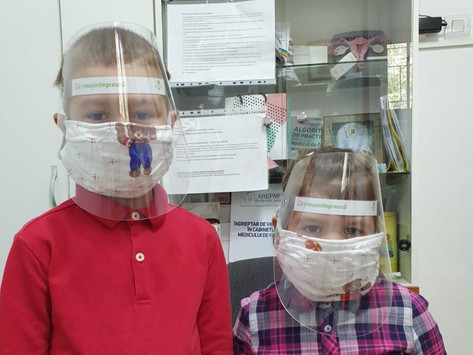 Sofia și Matei - eroii noștri de Campanie