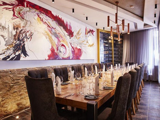 Forti Grill and Bar: Italian made in Menlyn