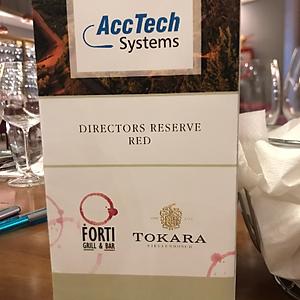 AccTech - Tokara Wine Tasting