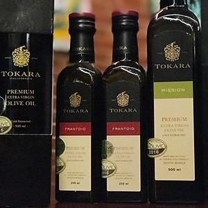 Tokara Wine & Olive Oil Tasting