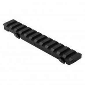RUGER® MINI 14/MINI 30 RANCH RIFLE GEN2 PICATINNY SCOPE RAIL MOUNT /BLACK