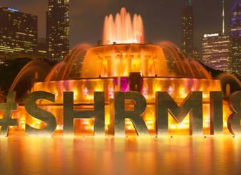 #SHRM18 - Expanding My World