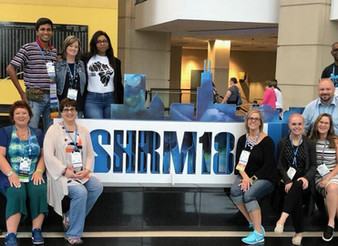 Final Thoughts - Connections and Turning Points at #SHRM18