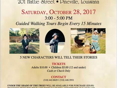 10/28/17-Historic Cemetery Tour